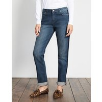 Cavendish Girlfriend Jeans Denim Women Boden, Denim