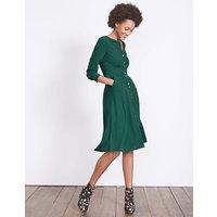 Ashbourne Dress Green Women Boden, Green
