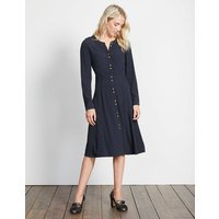 Ashbourne Dress Navy Women Boden, Navy