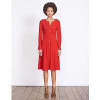 Ashbourne Dress Red Women Boden, Red