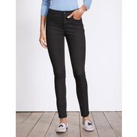 Mayfair Bi-Stretch Jeans Black Women Boden, Black