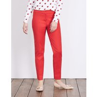 Richmond 7/8 Trousers Red Women Boden, Red