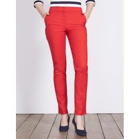 Boden Richmond Trousers Red Women Boden, Red