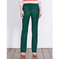 Boden Richmond Bootcut Trousers Green Women Boden, Green