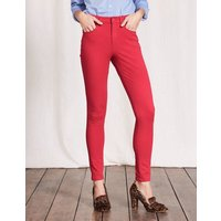 Mayfair Bi-Stretch Jeans Pink Women Boden, Pink