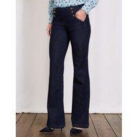 Southampton Sailor Jeans Indigo Women Boden, Navy