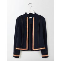 Laura Military Jacket Navy Women Boden, Navy