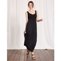 Jersey Maxi Dress Black Women Boden, Black