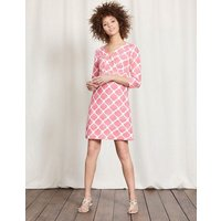 Casual Linen Tunic Red Women Boden, Red
