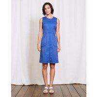 Rosa Dress Santorini Blue Women Boden, Blue