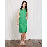 Rosa Dress Wasabi Green Women Boden, Green