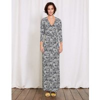 Wrap Maxi Dress Navy Women Boden, Navy