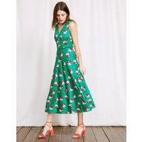 Romilly Dress Green Women Boden, Green