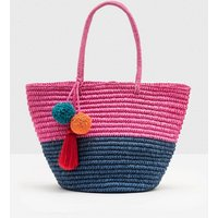 Donna Beach Bag Mid Pink Women Boden, Pink