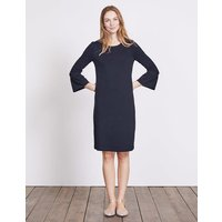 Lavinia Ponte Dress Navy Women Boden, Navy