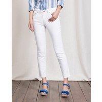 Cambridge Ankle Skimmer Jeans White Women Boden, White