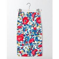 Richmond Skirt Multi Floral Women Boden, Multi