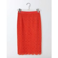 Alexa Pencil Skirt Rosehip Women Boden, Red
