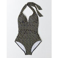 Boden Rhodes Swimsuit Navy Women Boden, Navy