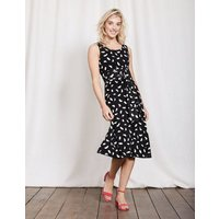 Boden Tie Waist Ballet Dress Black Women Boden, Black