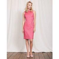 Martha Dress Camellia Women Boden, Pink