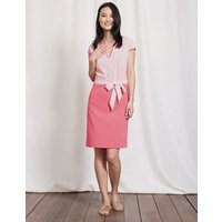 Thea Jersey Dress Pink Women Boden, Pink