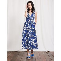 Riviera Dress Blue Women Boden, Blue