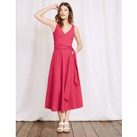 Riviera Dress Red Women Boden, Red