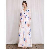 Helene Dress Ivory Women Boden, Ivory