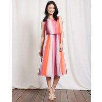 Maria Dress Ombre Stripe Women Boden, Multi