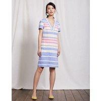 Rosemary Dress Multi Stripe Women Boden, Multi