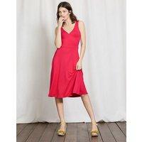 Willa Jersey Dress Camellia Women Boden, Pink