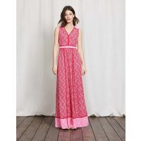 Laurie Dress Pink Women Boden, Pink