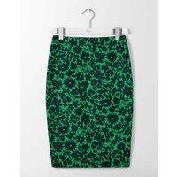 Martha Skirt Green Women Boden, Green