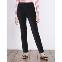 Boden Velvet Trousers Black Women Boden, Black