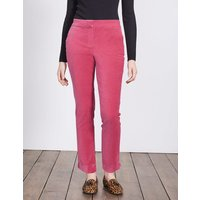 Velvet Trousers Pink Women Boden, Pink