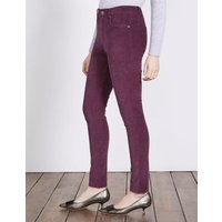 Boden Velvet Soho Skinny Jeans Purple Women Boden, Purple