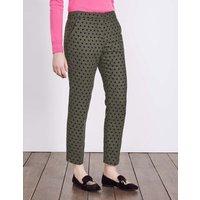 Mirabelle 7/8 Trousers Green Women Boden, Green