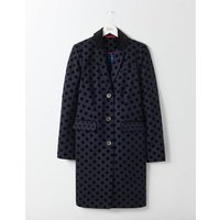 Georgina Coat Navy Women Boden, Navy