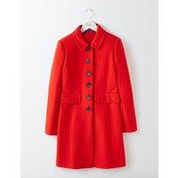 Sofia Coat Post Box Red Women Boden, Red