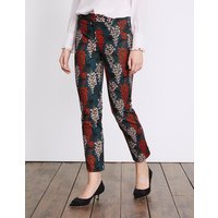 Printed Party Trouser Multi Women Boden, Multi