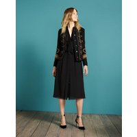 Lilian Jacket Black Women Boden, Black