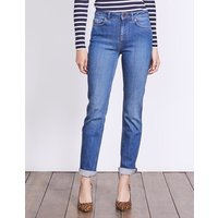 Boden Cavendish Girlfriend Jeans Gold Women Boden, Gold