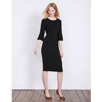 Delia Dress Black Women Boden, Black