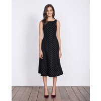Caitlin Dress Navy Women Boden, Navy