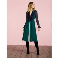 Winifred Midi Dress Green Women Boden, Green
