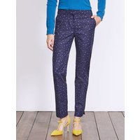 Boden Richmond Trousers Blue Women Boden, Blue