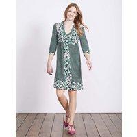 Mollie Dress Green Women Boden, Green