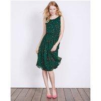 Maria Dress Green Women Boden, Green