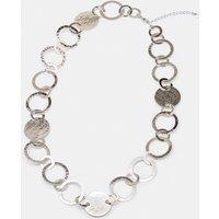 Madeline Longline Necklace Metallic Women Boden, Metallic